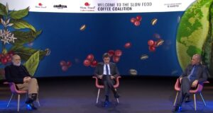 slow food lavazza coffee coalition