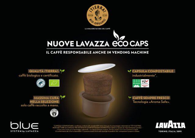 lavazza itierra! ecocaps