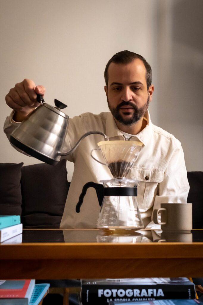 Matteo Aloe, Pizzaiolo e Co-Founder di Berbere Pizzeria
