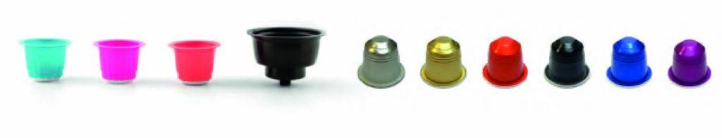 Capsule compatibili Nespresso e Dolce Gusto firmate Sarong