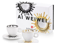 illy art collection ai Weiwei