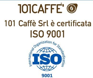 101caffè ISO 9001