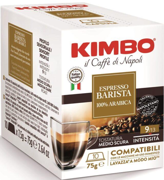 Kimbo A Modo Mio Espresso Barista