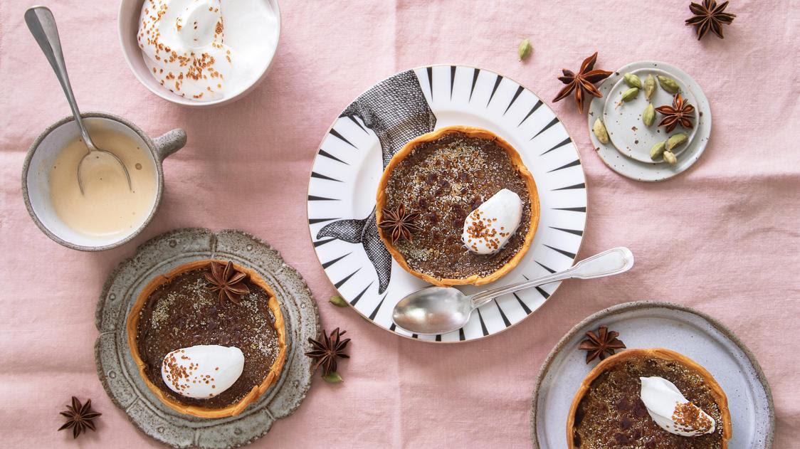 tortine al caffè speziate Foto di Laura Spinelli