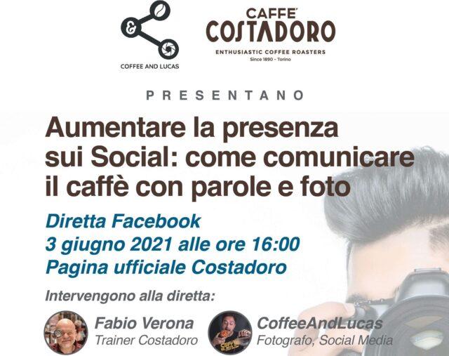 costadoro social coffeeandlucas