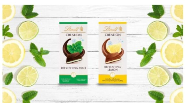 lindt creation refreshing