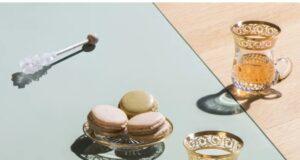accessori lussuosi tè