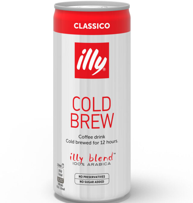 illy Cold Brew Ready