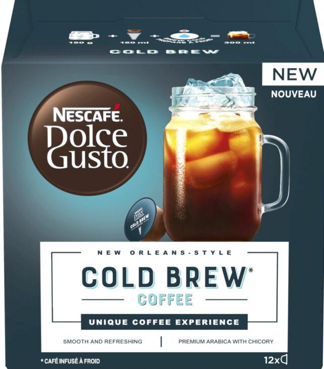 قهوه دم سرد به سبک نیواورلئان