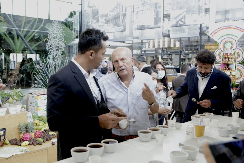 Accademia caffè espresso