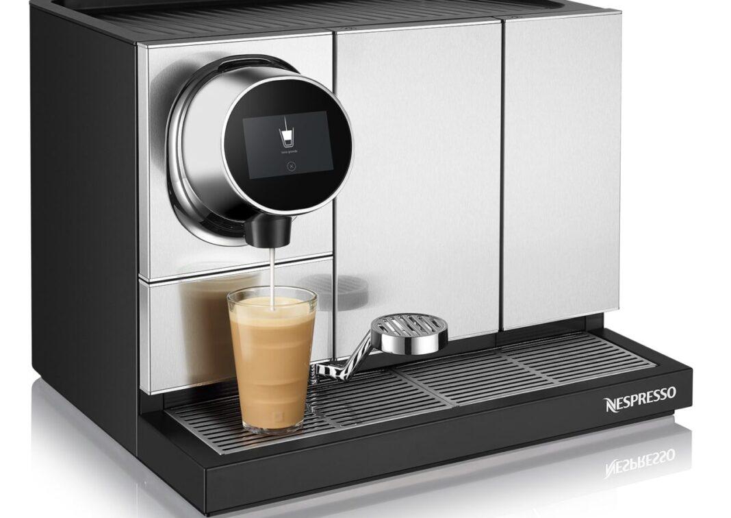 nespresso momento coffee &milk