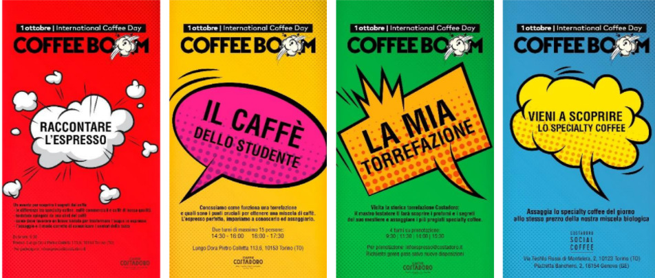 costadoro coffee boom