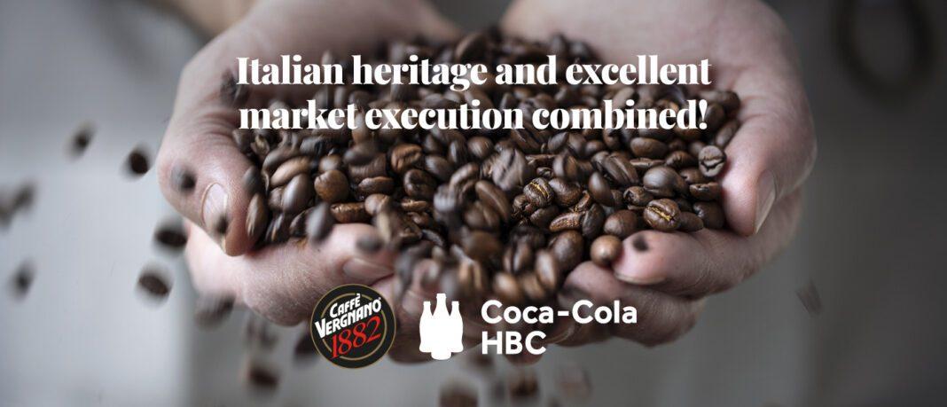 Caffè Vergnano e Coca-Cola HBC