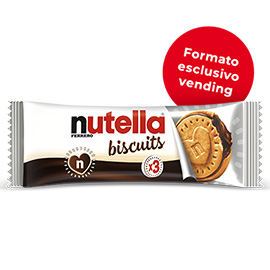 nutella biscuits vending