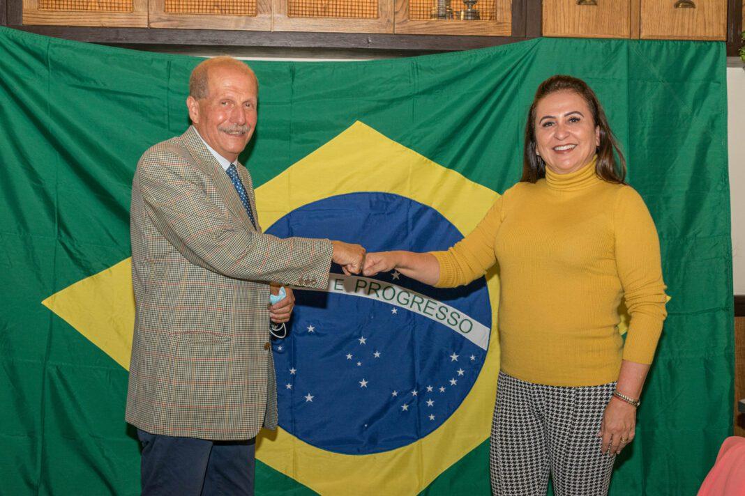 Evento Italia-Brasile per la promozione del caffè di Guatemala e Brasile in Italia